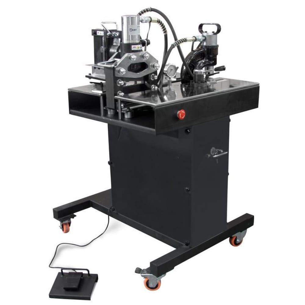 Картинка для Универсальный стол с комплектом шинообрабатывающего оборудования квт сшо neo 76560