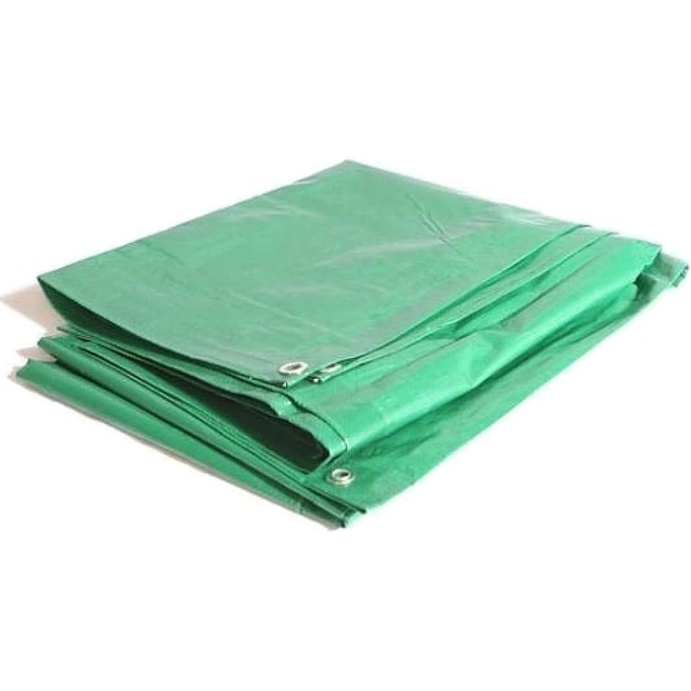 Универсальный полимерный влагозащитный тент c люверсами biber 2х3 м 93281 тов-156784  - купить со скидкой
