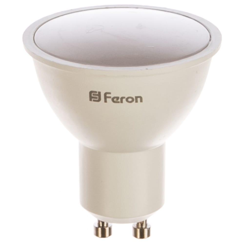 Купить Светодиодная лампа feron 9w 230v gu10 2700k, lb-560 25842