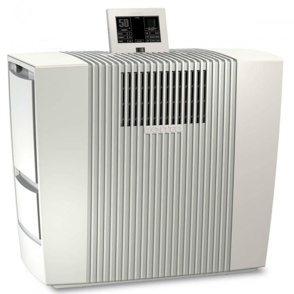 Очиститель-увлажнитель воздуха venta белый lph60 wifi weiss