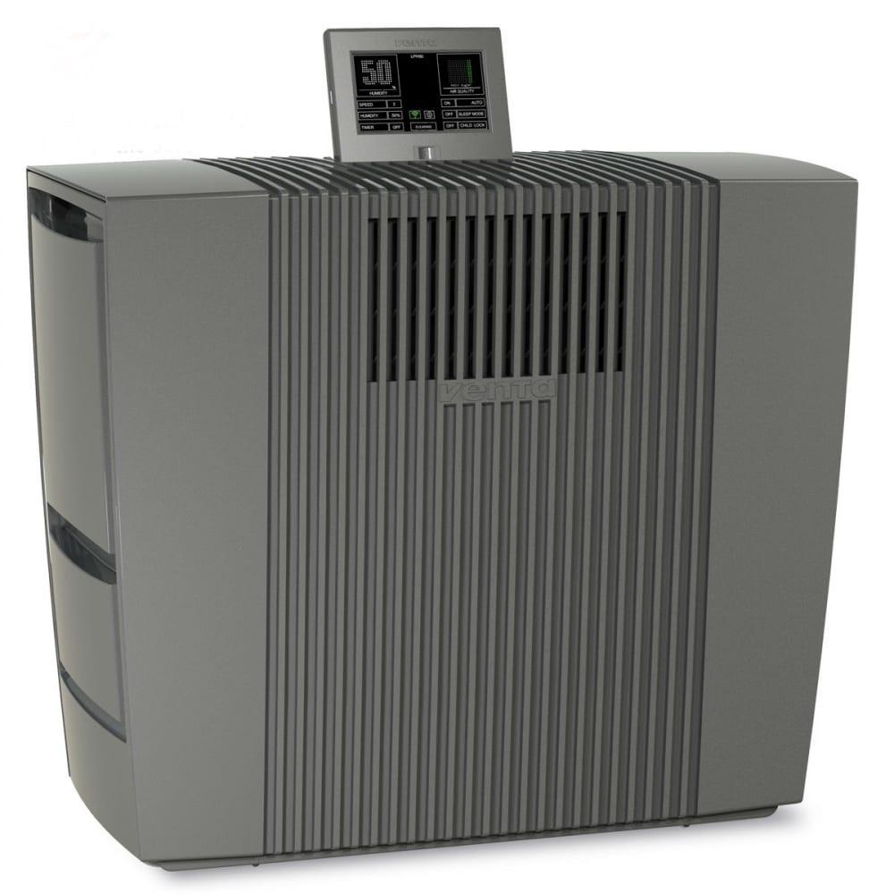 Очиститель-увлажнитель воздуха venta черный lph60 wifi anth