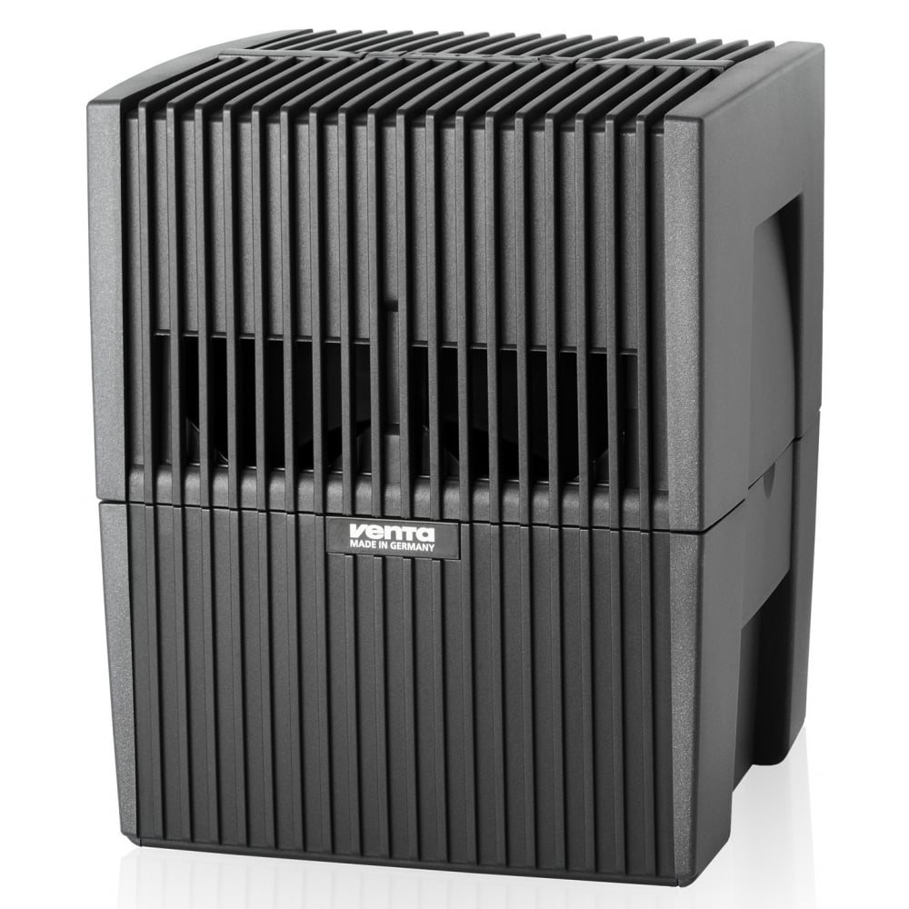 Увлажнитель-очиститель воздуха venta черный lw25 anth
