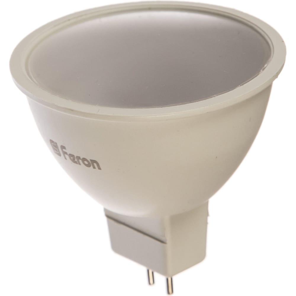 Светодиодная лампа feron 9w 230v g5.3 4000k, lb-560 25840