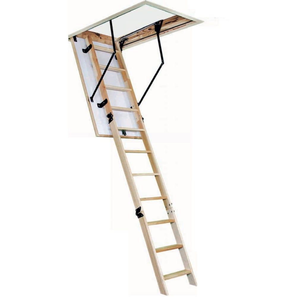 Чердачная лестница oman termo 70х110 см,