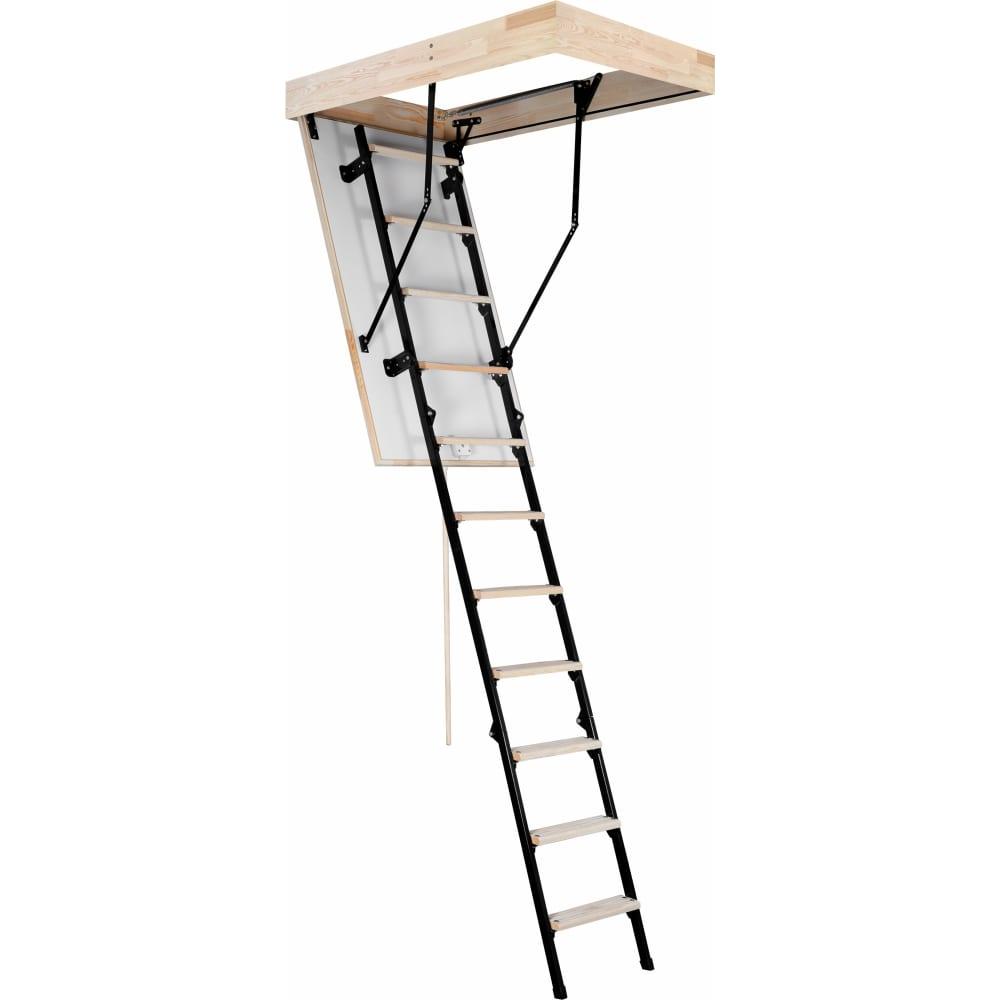 Чердачная лестница oman stallux 60х80 см,