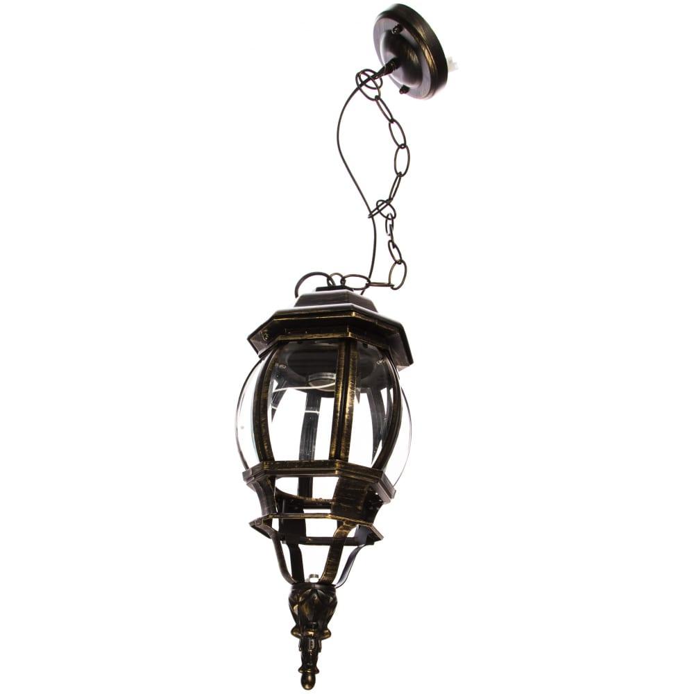 Садово-парковый светильник elektrostandard 1001h черное золото 1045 a034298