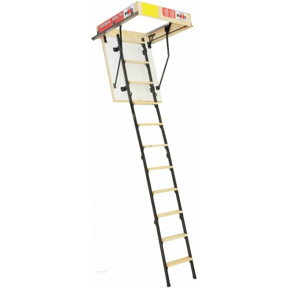 Купить Чердачная лестница oman mini polar 70х100 см ут000027627