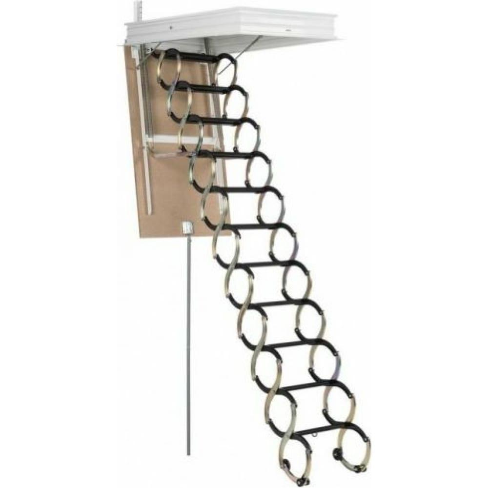 Купить Чердачная лестница oman nozycowe 70х70см, высота 300см ут000000044
