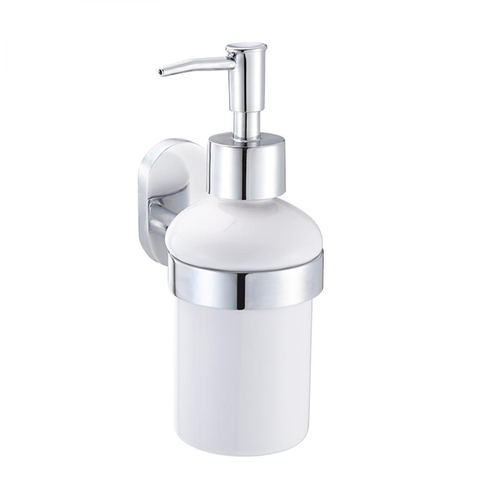 Дозатор для жидкого мыла iddis mirro plus