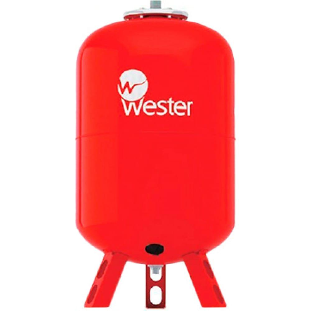 Купить Мембранный бак для отопления wester wrv 300 top 0-14-0190