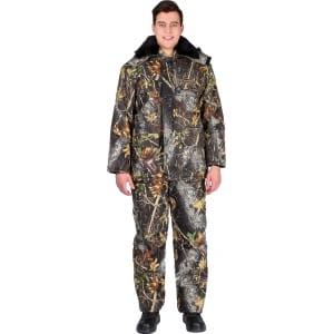 Зимний костюм факел охота кмф лес, р.56-58, рост 182-188 54859000.009