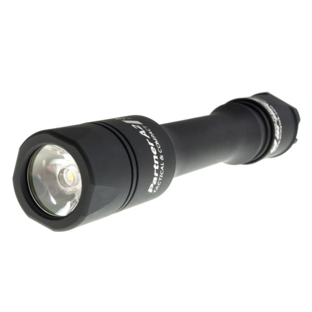 Светодиодный фонарь armytek partner a2 v3, 790 лм, 2-aa f02402bw