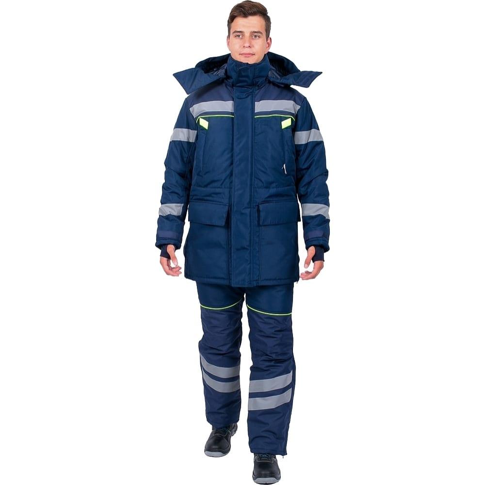 Купить Утепленный мужской костюм факел profline specialist winter темно-синий, р.52-54, рост 182-188 87467735.007