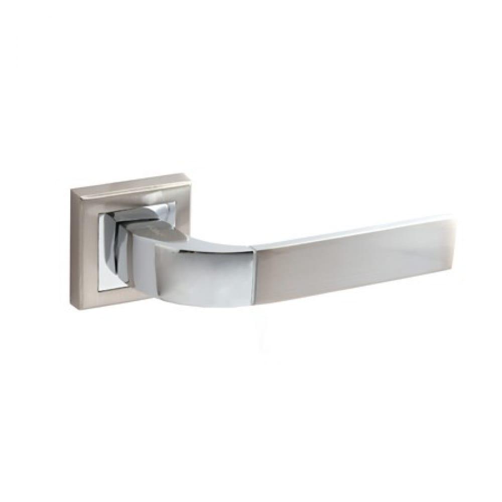 Купить Дверная ручка apecs windrose solano h-18104-а-nis/cr 23567