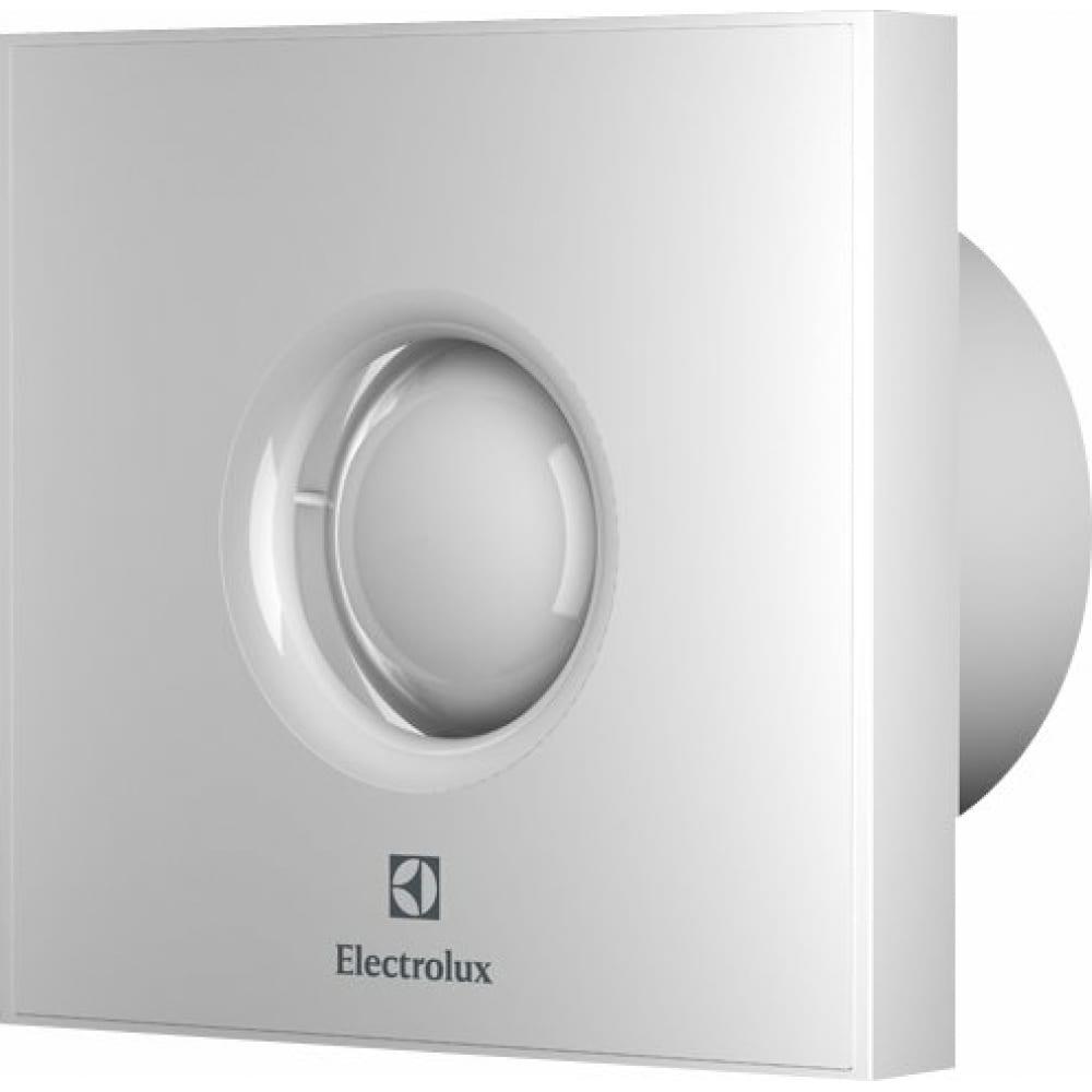 Вытяжной вентилятор electrolux rainbow eafr 100th white