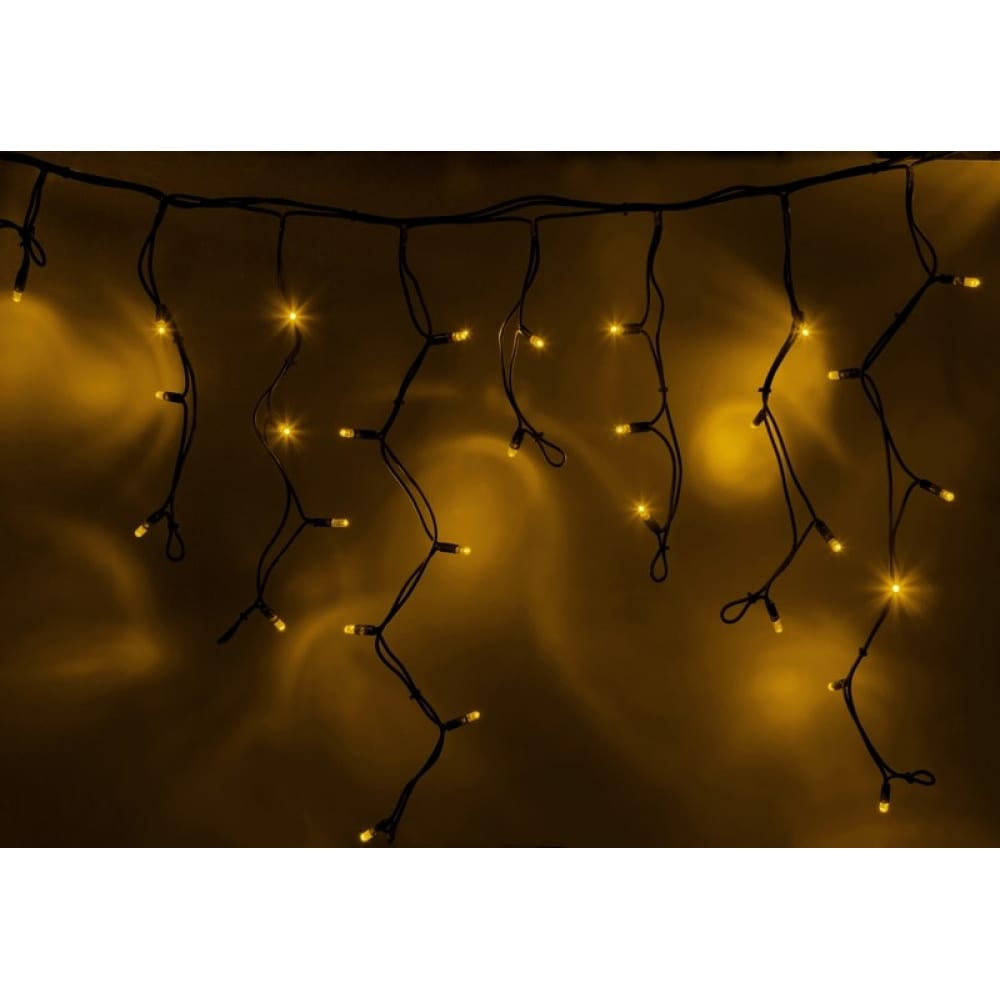 Гирлянда neon night айсикл бахрома, 4,0