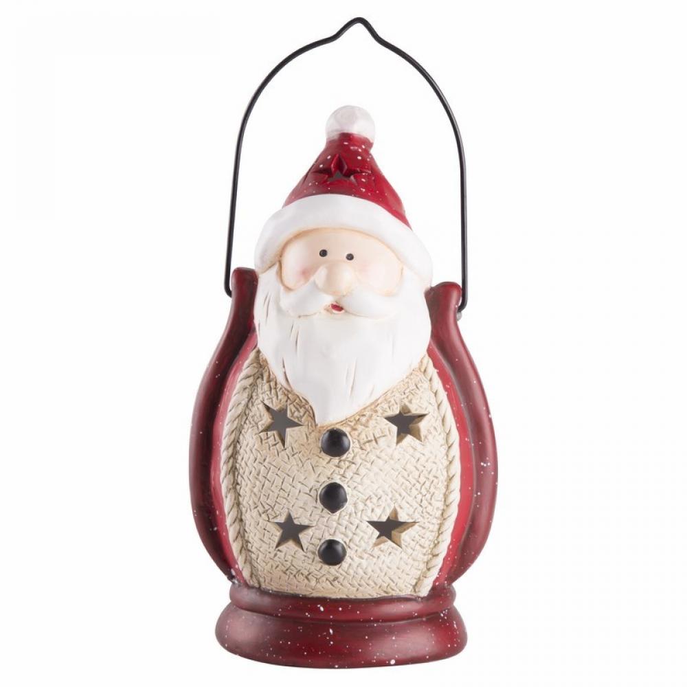 Купить Керамическая фигурка neon-night дед мороз 505-005