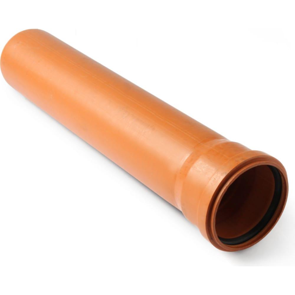 Наружная труба polytron terra pp 3. 4 110x3000 1103000