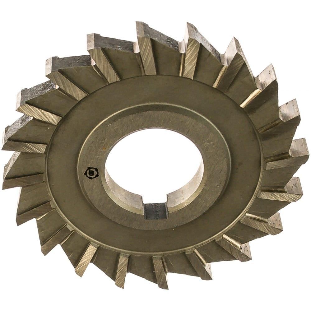 Фреза дисковая 3 х сторонняя (100х10х32