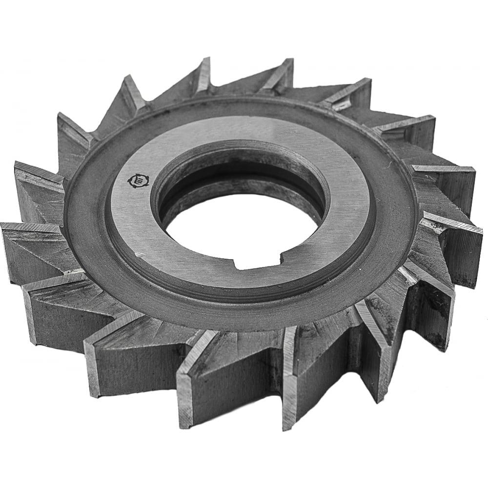 Фреза дисковая 3 х сторонняя (125х14х32