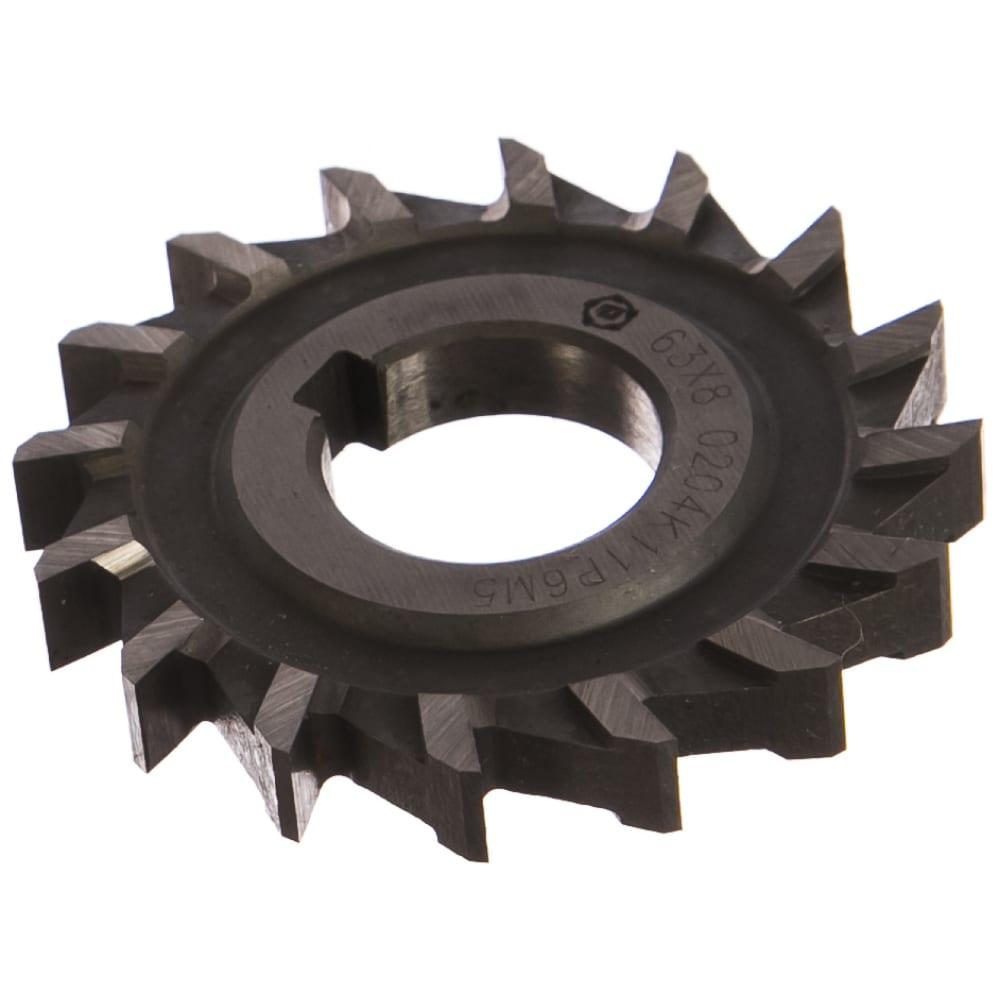 Фреза дисковая 3 х сторонняя (63х8х22