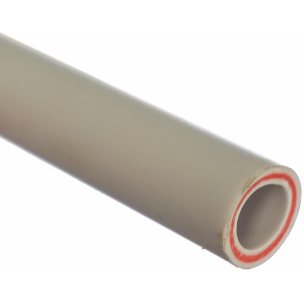 Армированная стекловолокном труба pro aqua pp