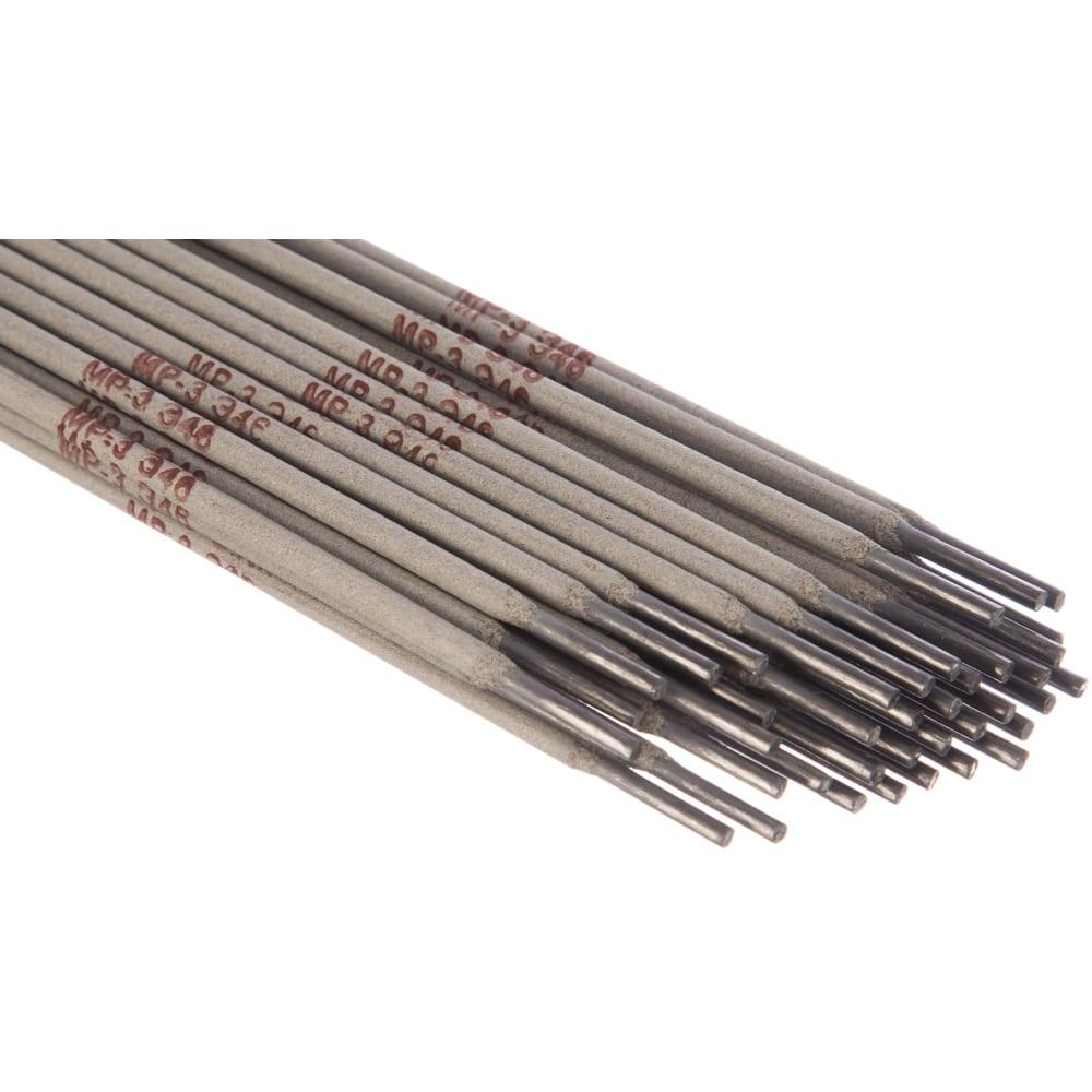 Электрод мр-3 (3 мм; 1 кг) мэз ц0031937