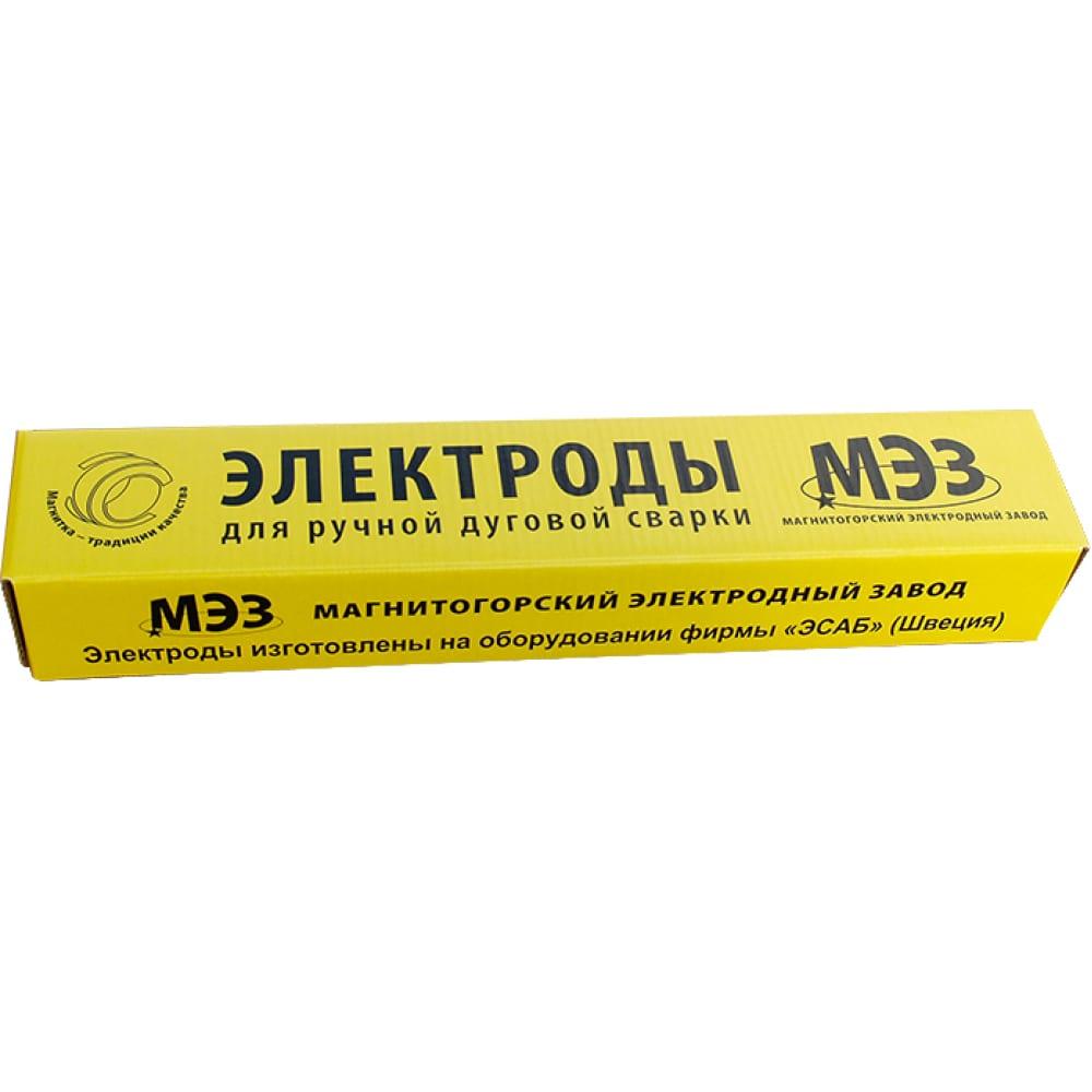 Электрод мр-3 (3 мм; 5 кг) мэз ц0031938