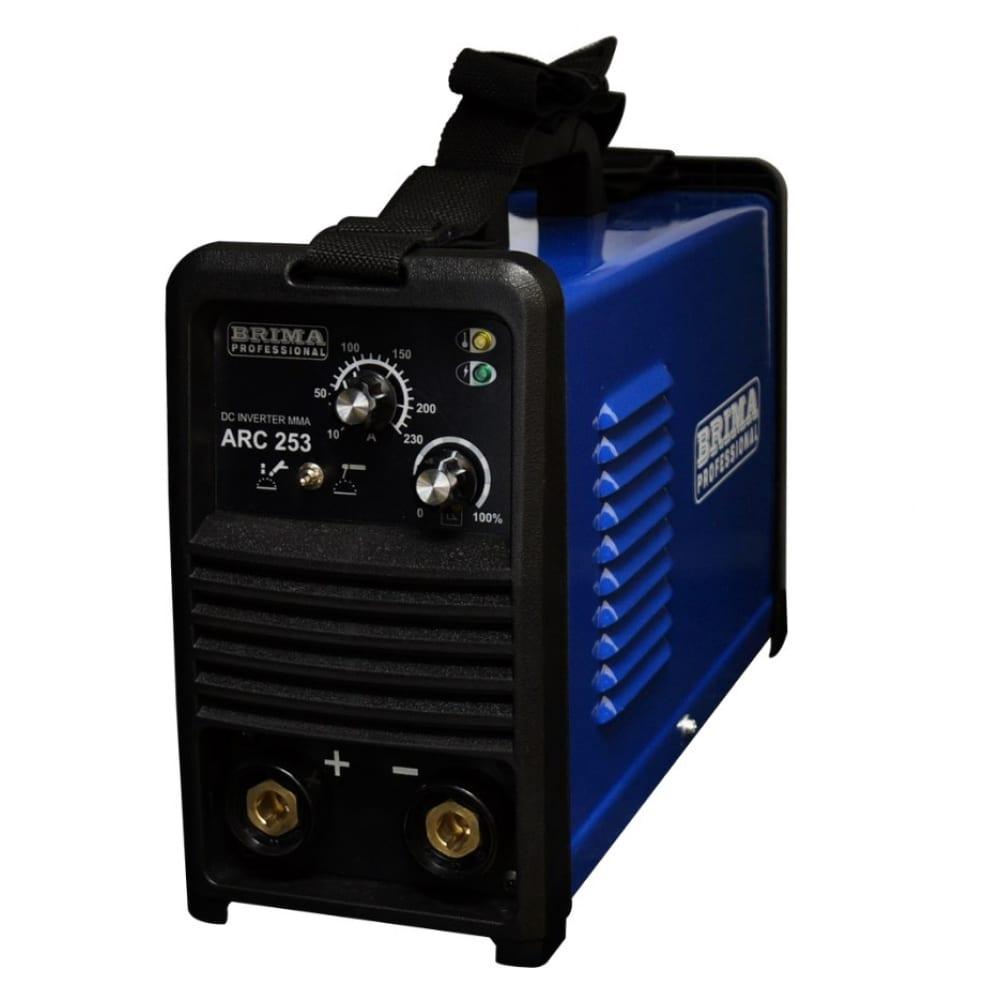 Инверторный аппарат brima arc 253 professional 0011548