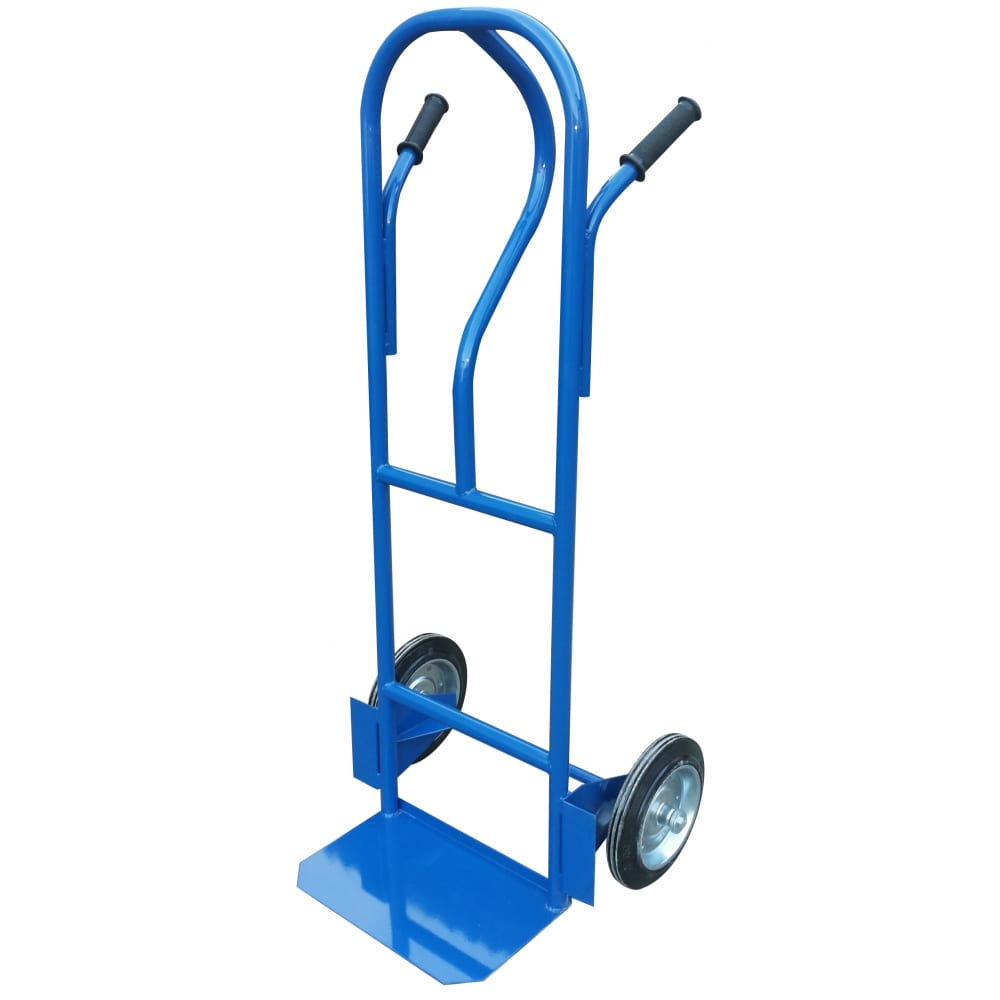 Купить Двухколесная ручная тележка d-250 мм промышленник д-250 с литыми колесами