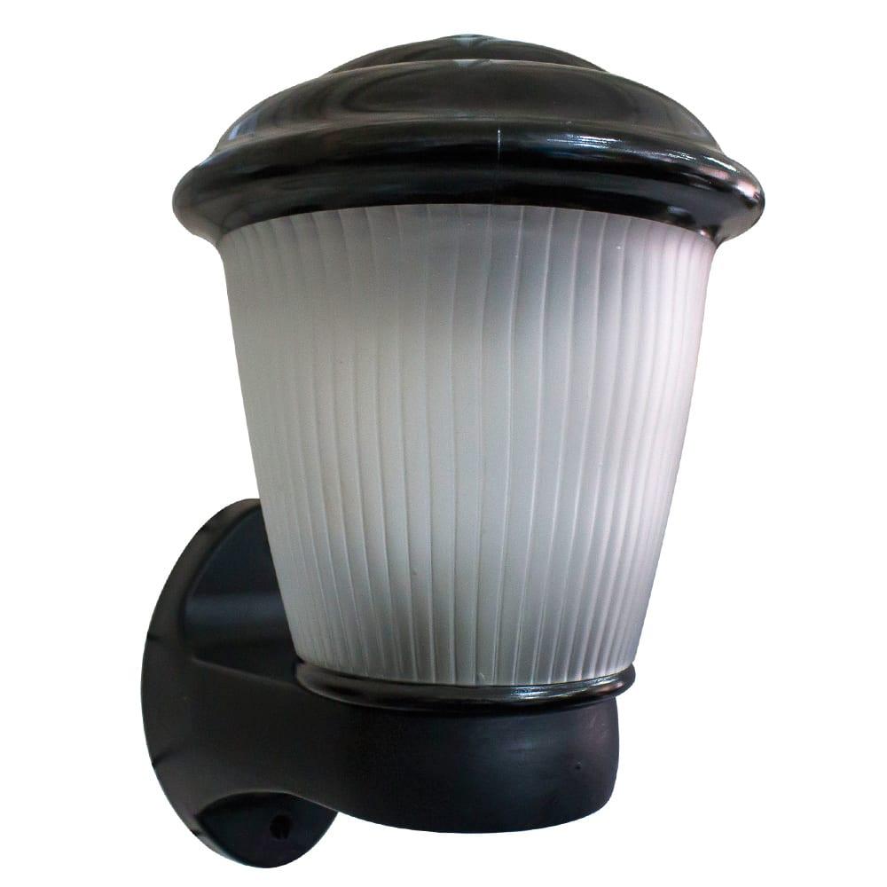 Купить Светильник элетех фонарь 2а нбу 06-60-02 прозрачный матовый рифленый черный ip44 корпус черный 1030480298