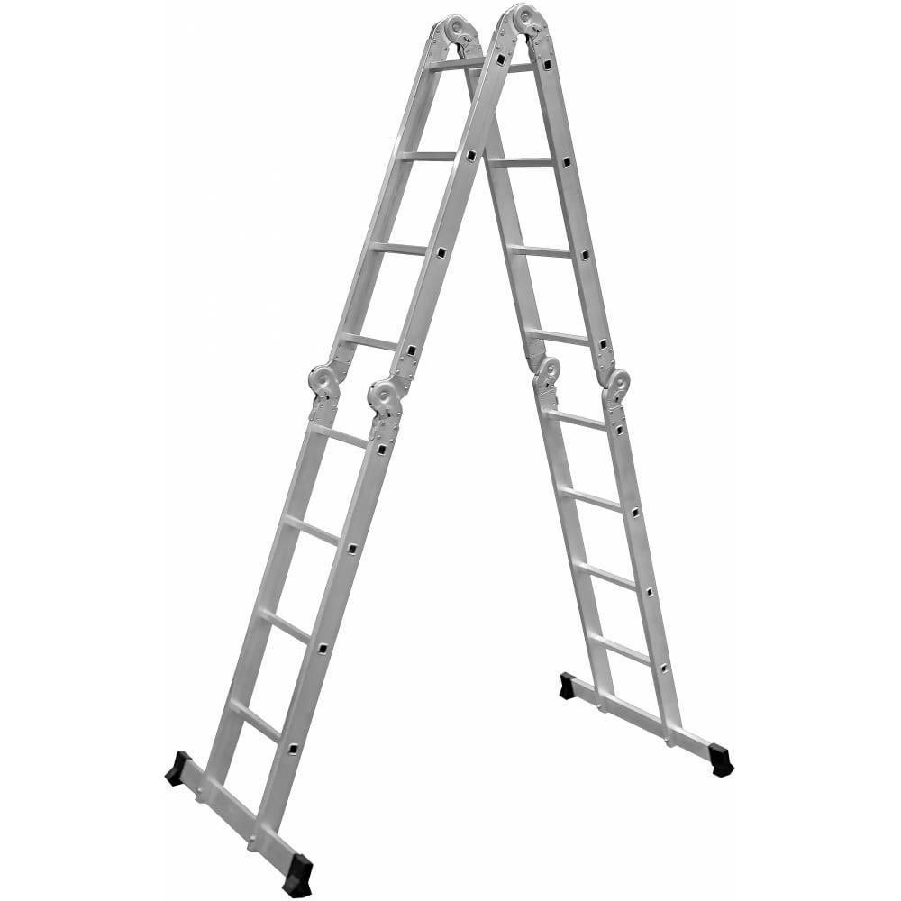 Лестница-трансформер gigant lt 4х4