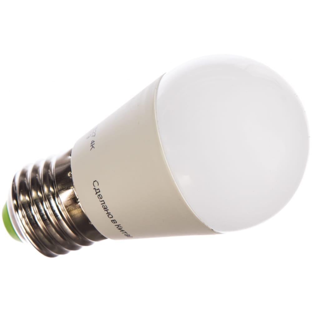 Светодиодная лампа navigator 61 337 nll-g45-8.5-230-4к-e27 20461 476074