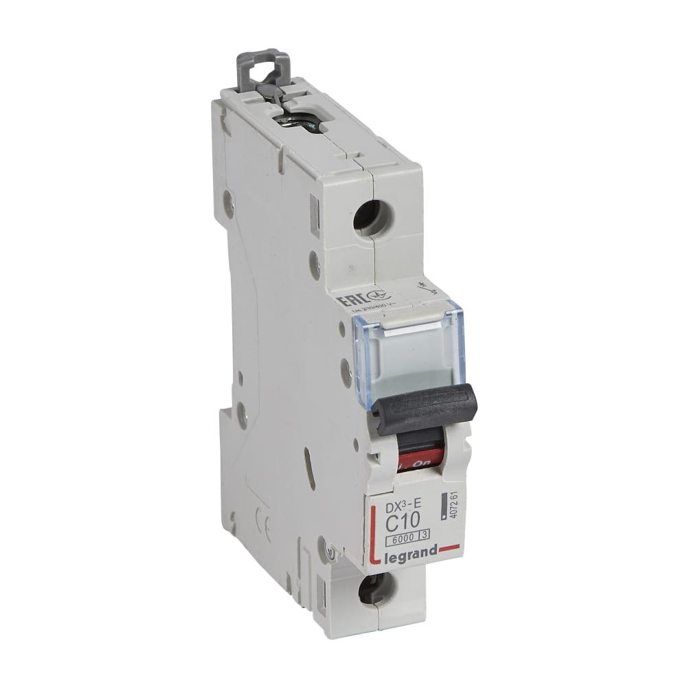 Автоматический модульный выключатель legrand