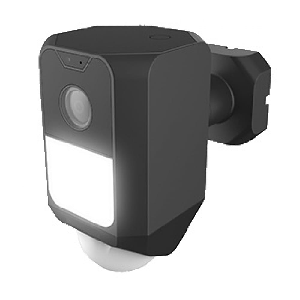 Видео сторож с прожектором, wi fi