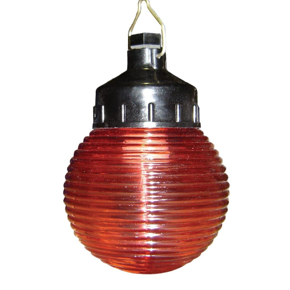 Купить Светильник элетех нсп-03-60-001 сигнальный красный кольца 1005550112