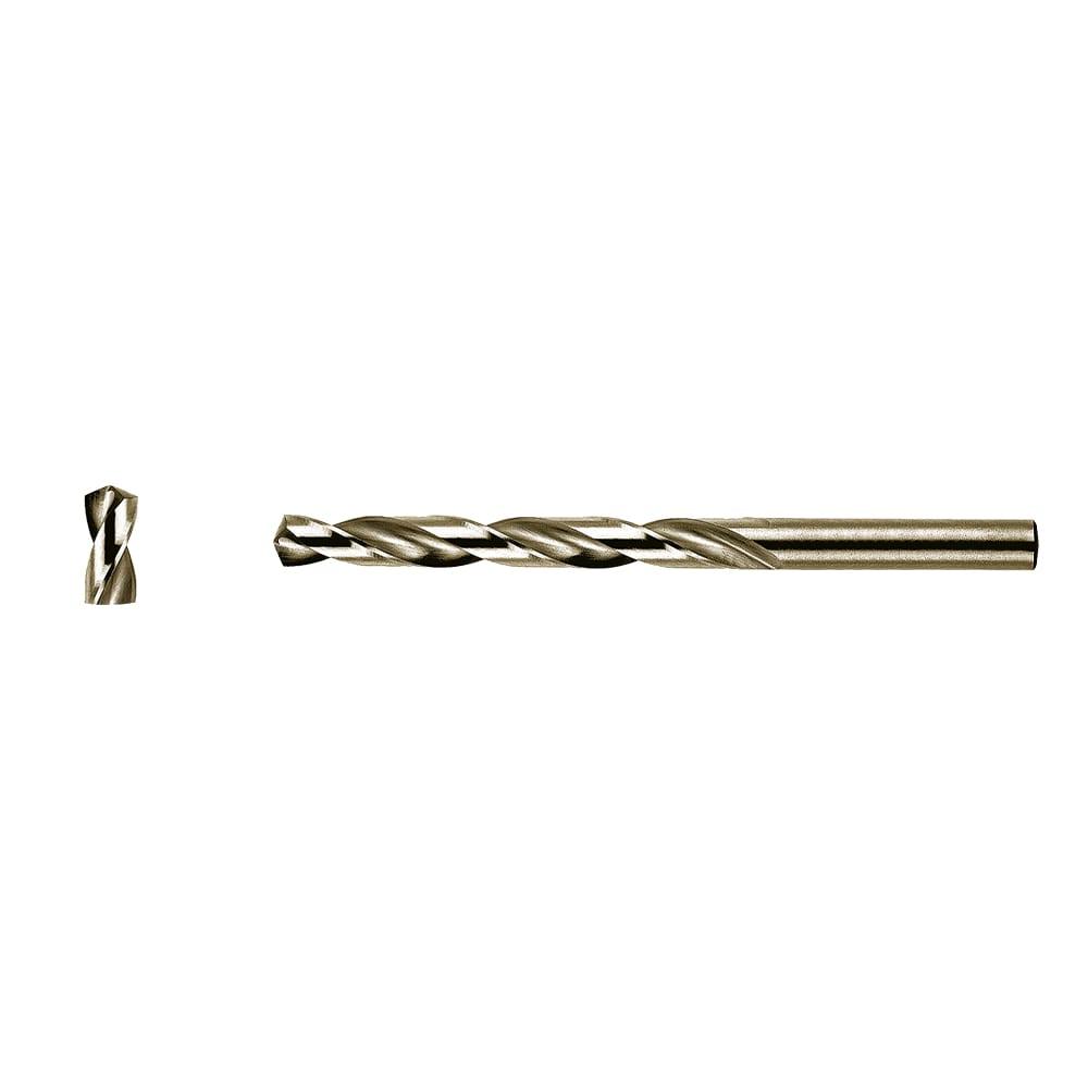 Купить Сверло по металлу нss-co din 338 (10 шт; 9x81x125 мм) heller 21331