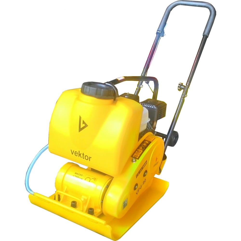 Виброплита с баком vektor vpg-90e honda 3261