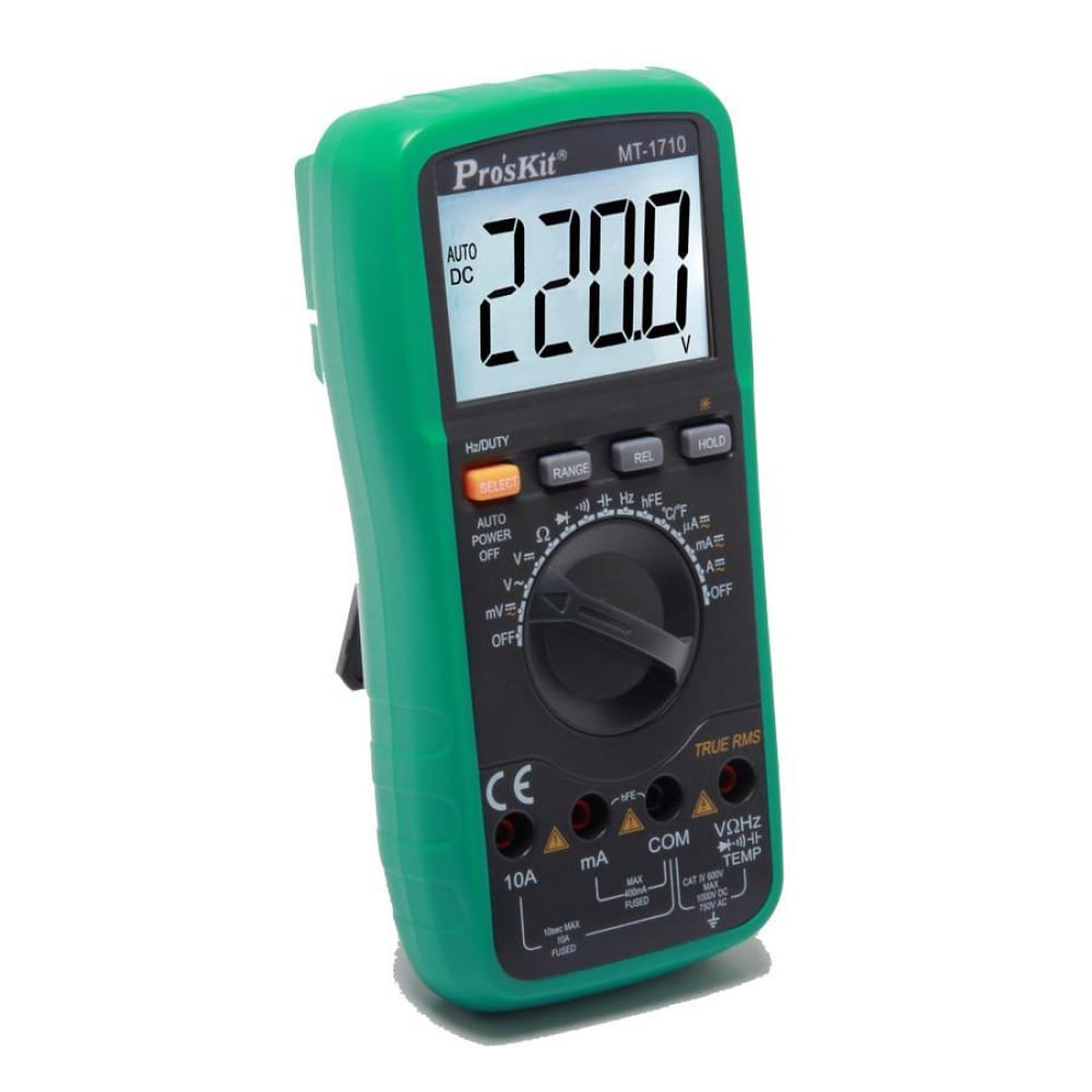 Мультиметр proskit mt-1710 00308022