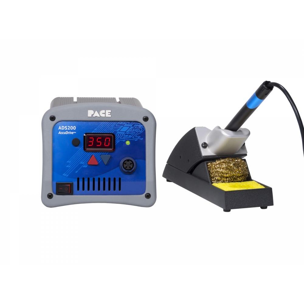 Паяльная станция pace ads200 с паяльником td200 8007-0580