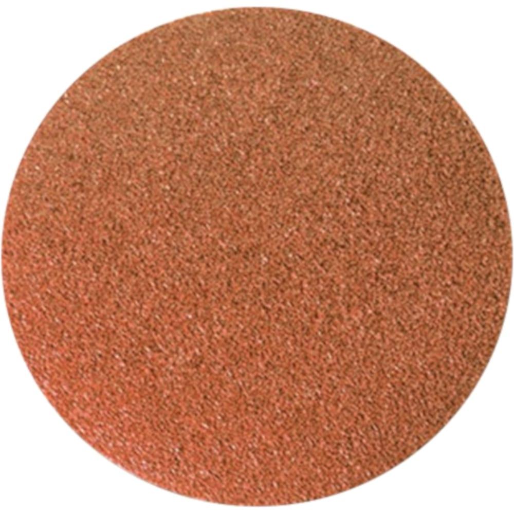 Купить Круг абразивный на ворсовой основе, под липучку (10 шт; 125 мм; р24) ремоколор 45-9-024