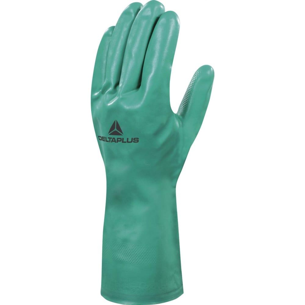 Нитриловые перчатки delta plus ve801 р. 10 ve801ve10