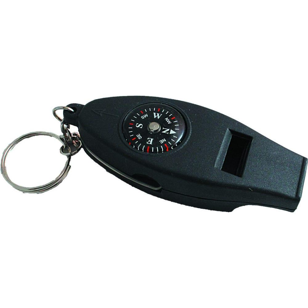 Купить Компас-свисток термометр с карабином следопыт pf-tcp-09