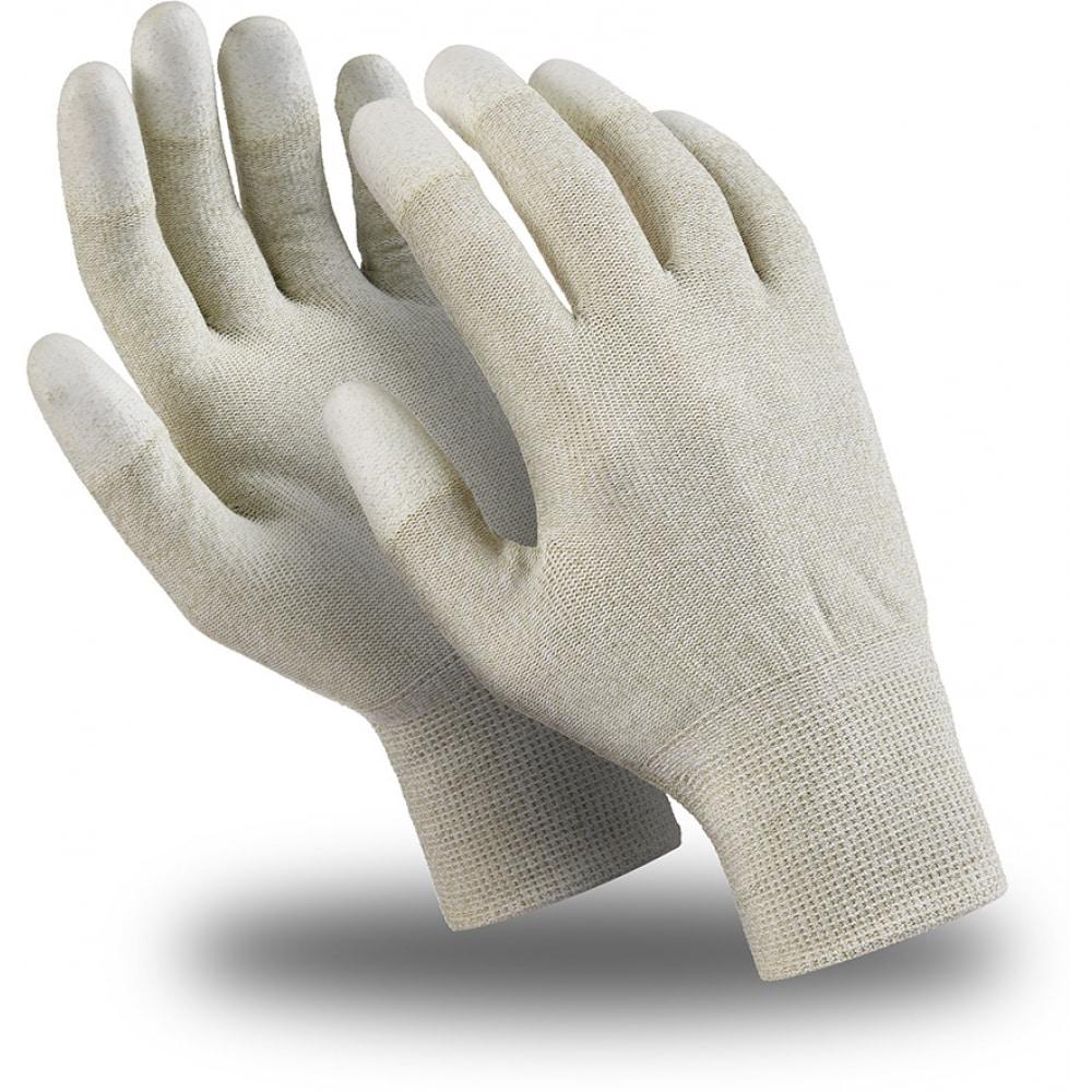 Купить Антистатичные перчатки manipula specialist микростатик tpu-52 р.9 пер 667/9
