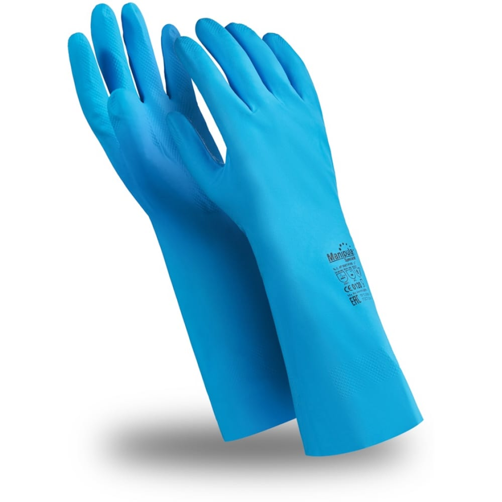 Купить Перчатки manipula specialist нитрон n-u-07 р.10/xl пер 620/xl10