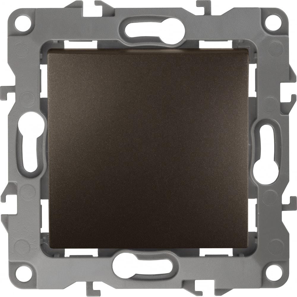 Промежуточный переключатель эра 12-1108-13 10ах-250в, ip20, бронза б0019304