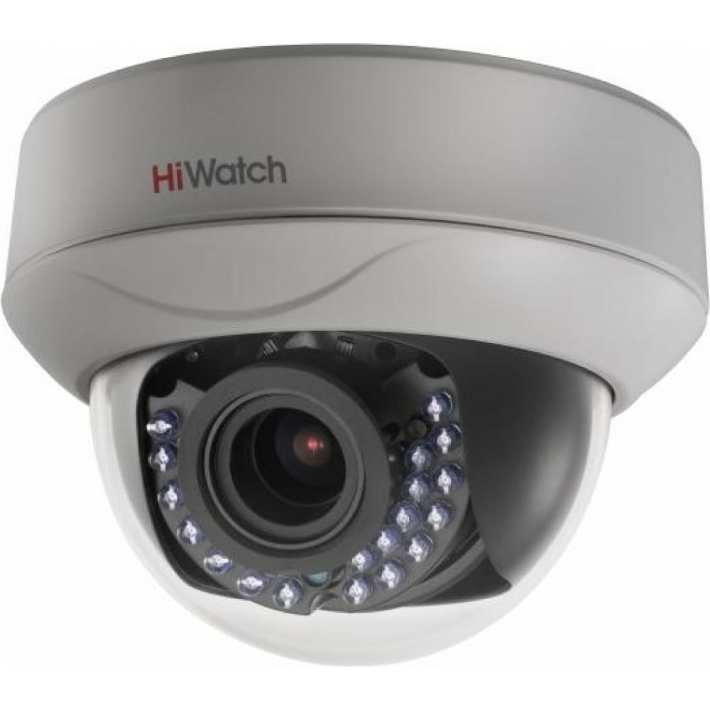 Видеокамера, 2.8 12mm hiwatch ds t207p 300611601
