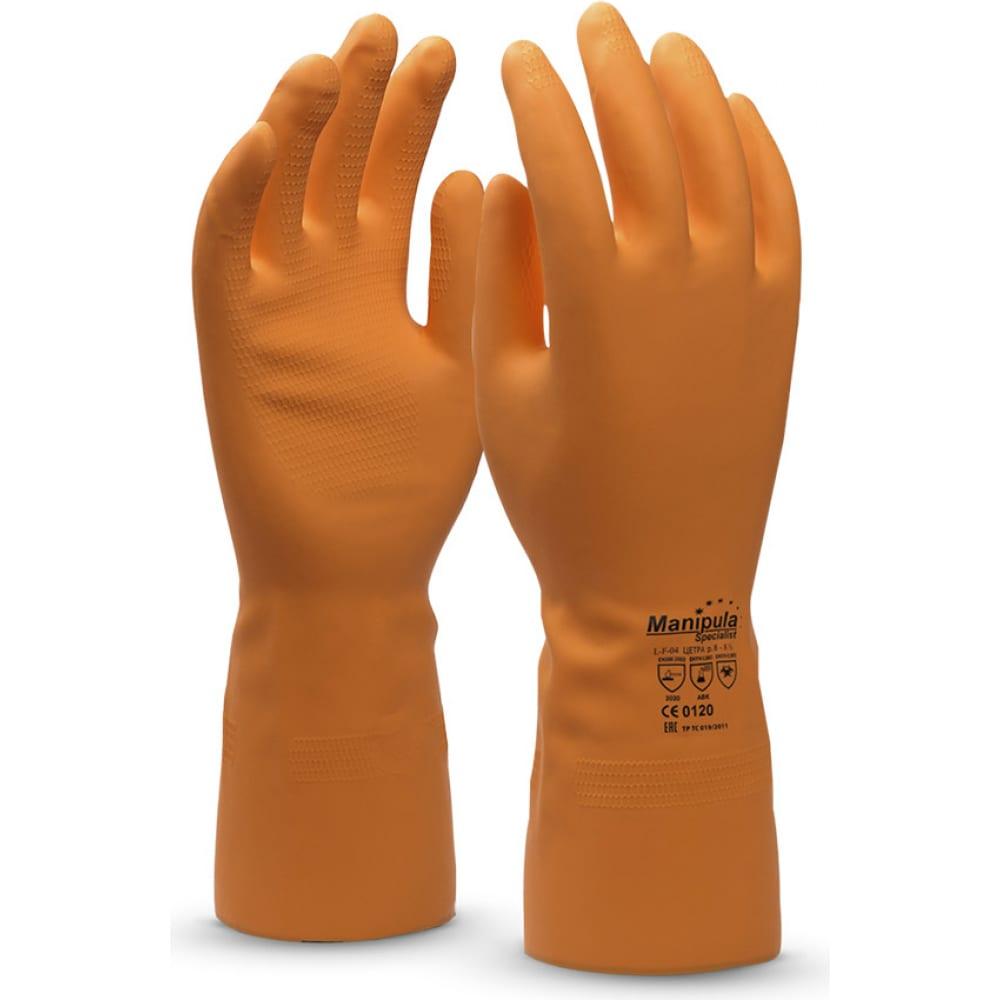 Купить Перчатки manipula specialist цетра l-f-04 р.9-9.5/l пер 617/l9