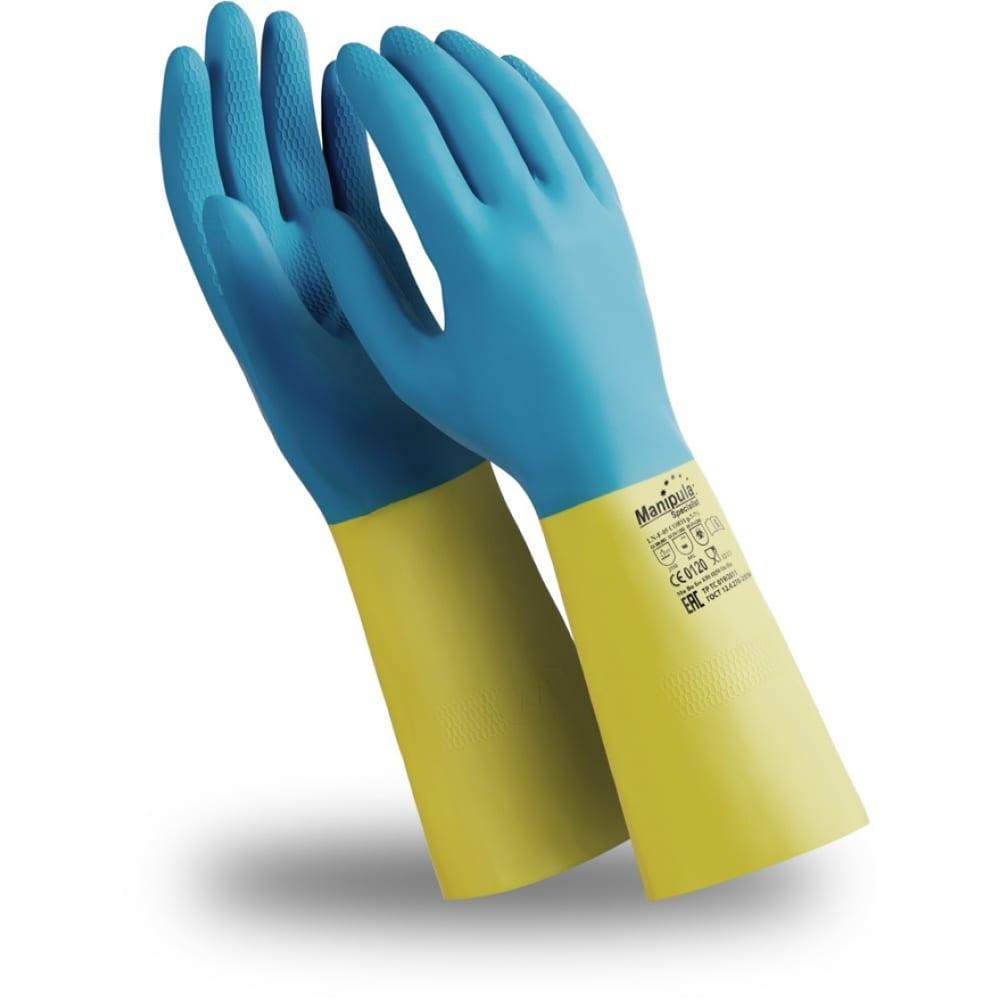 Перчатки manipula specialist союз ln-f-05 р.10-10.5/xl пер 618/xl10  - купить со скидкой