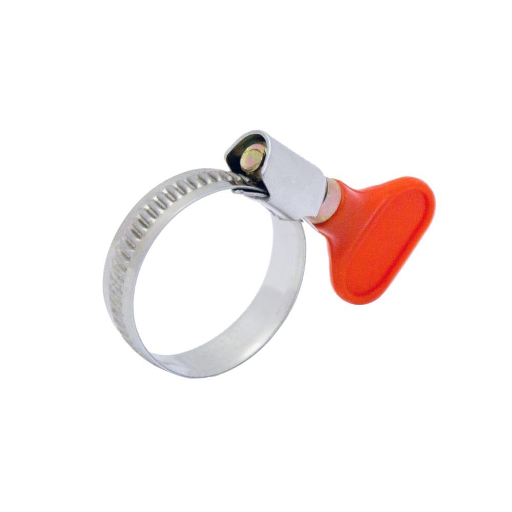 Купить Червячные хомуты autofix 30-45/9мм w2 с ключом 100шт. awc-9-ts 30-45